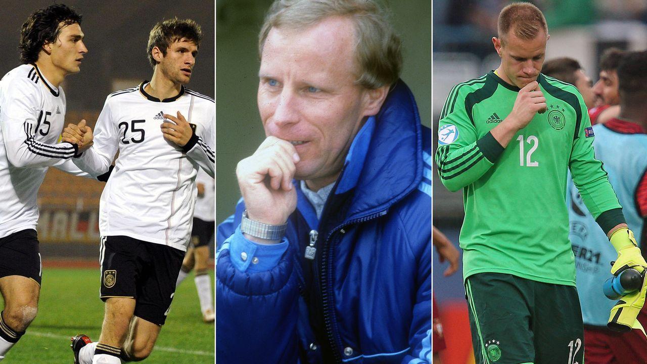 Angeberwissen zur deutschen U21-Nationalmannschaft - Bildquelle: Imago