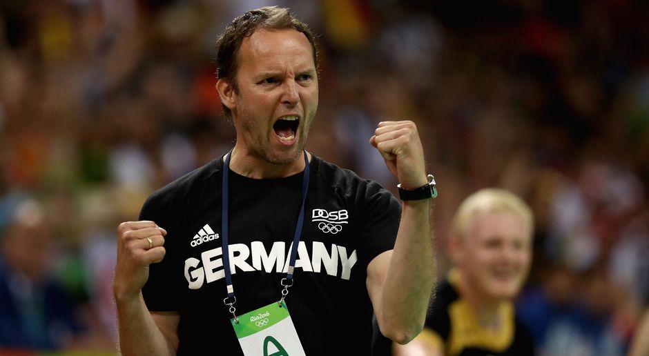Handball-Nationalmannschaft (Bronze) - Bildquelle: 2016 Getty Images
