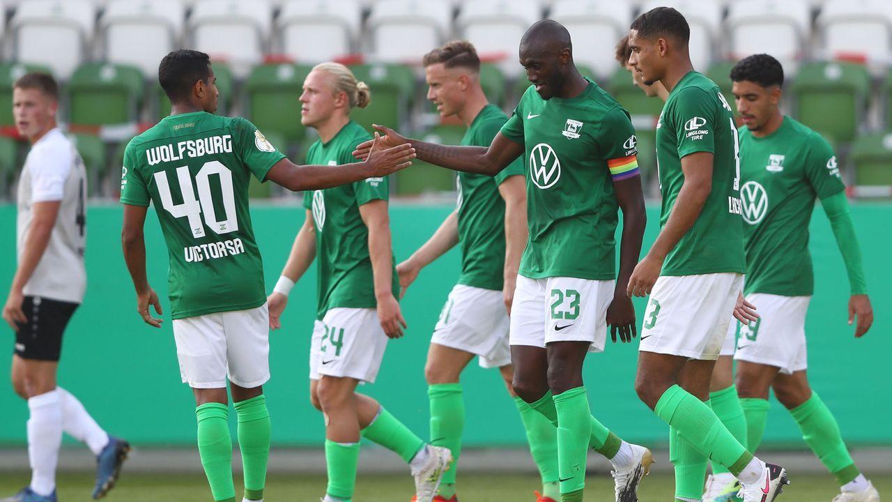 Platz 13: VfL Wolfsburg - Bildquelle: 2020 Getty Images