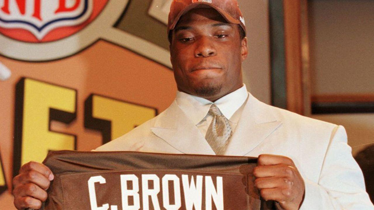 NFL Draft 2000: Courtney Brown - Bildquelle: getty