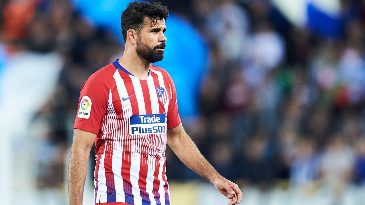 Diego Costa (Steuerhinterziehung) - Bildquelle: 2019 Getty Images