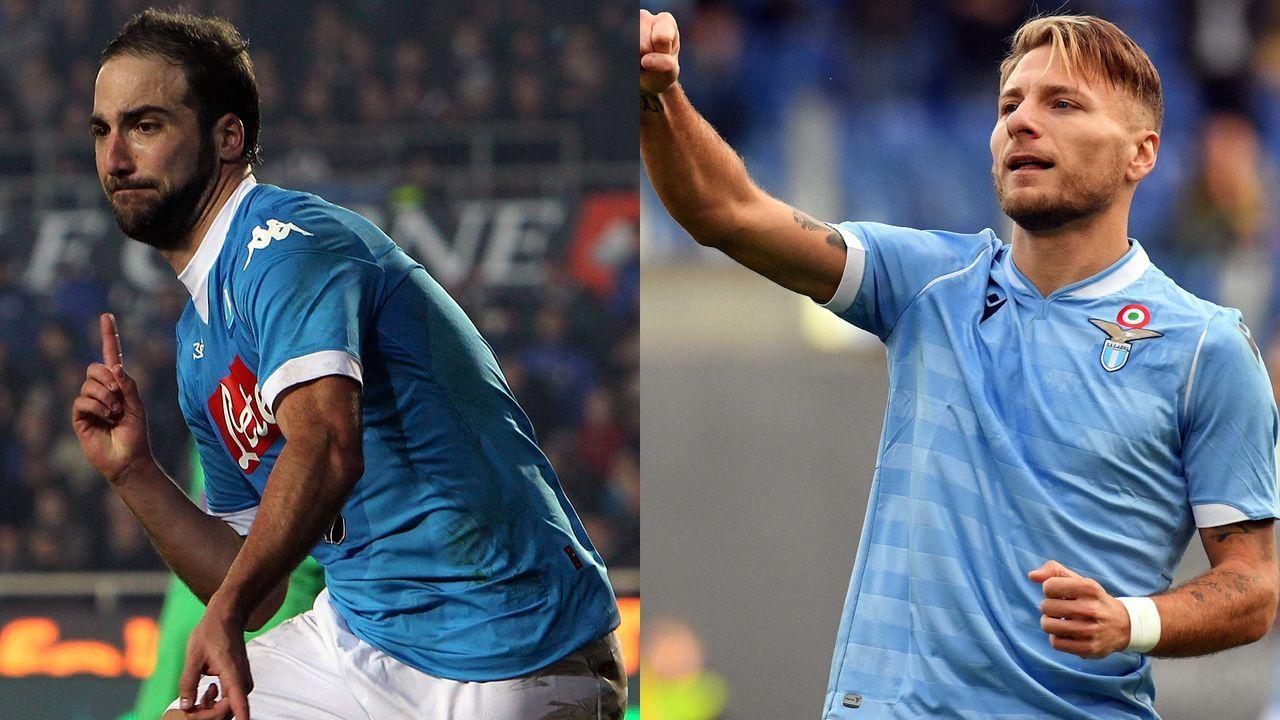 Serie A (Italien) - Bildquelle: Getty Images