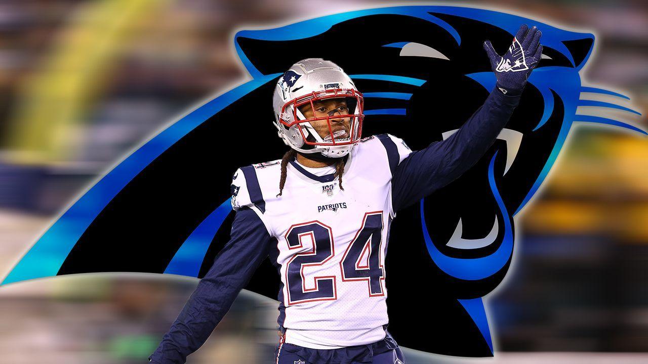 Stephon Gilmore (Carolina Panthers) - Bildquelle: Getty Images