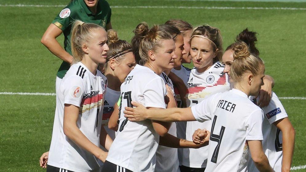 Das DFB-Team ist bereits für die EM qualifiziert - Bildquelle: FIROFIROSID