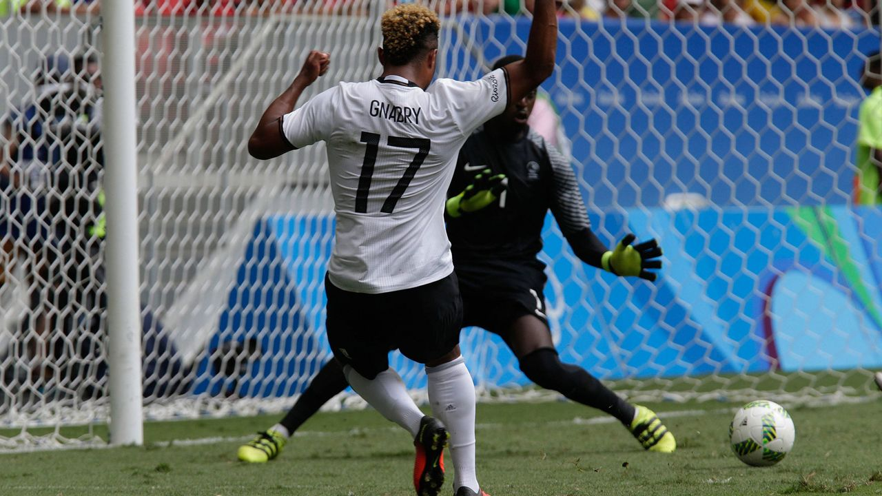 Olympia Viertelfinale 2016: GER - POR 4:0 - Bildquelle: imago/Fotoarena