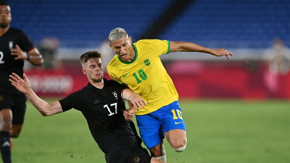Deutschland verliert Auftakt gegen Brasilien - Bildquelle: AFPSIDDANIEL LEAL-OLIVAS