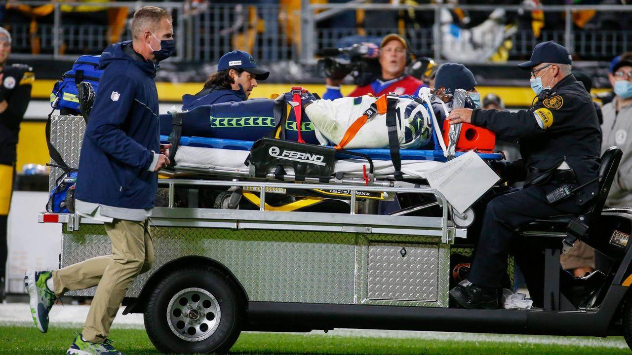 Darrell Taylor (Seattle Seahawks)  - Bildquelle: getty