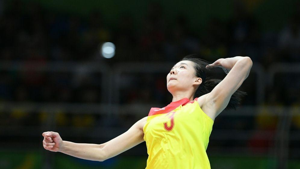 Wegen Dopings gesperrt: Yang Fangxu - Bildquelle: AFPSIDJOHANNES EISELE
