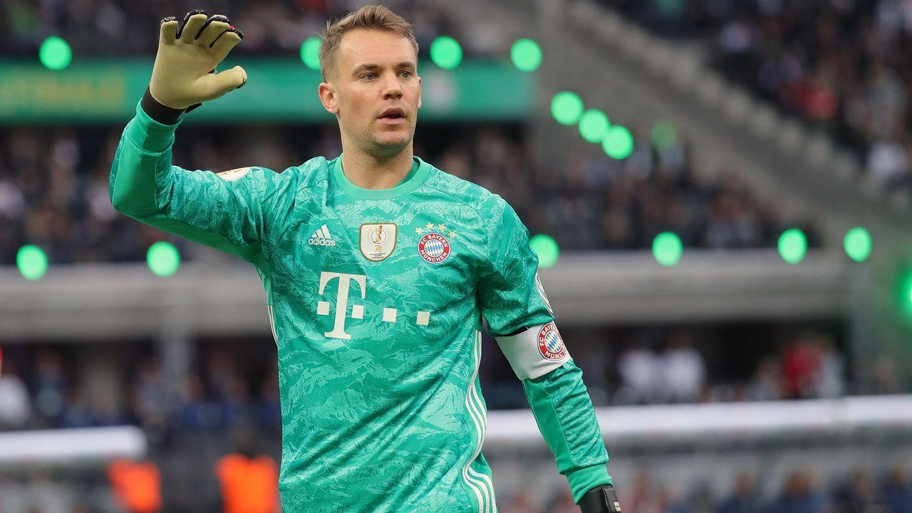 FC Bayern München (Bundesliga/Deutschland) - Bildquelle: 2019 Getty Images