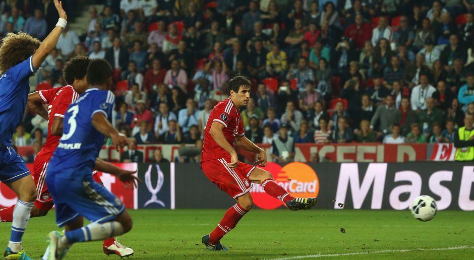 UEFA Supercup (2013) - Bildquelle: 2013 Getty Images