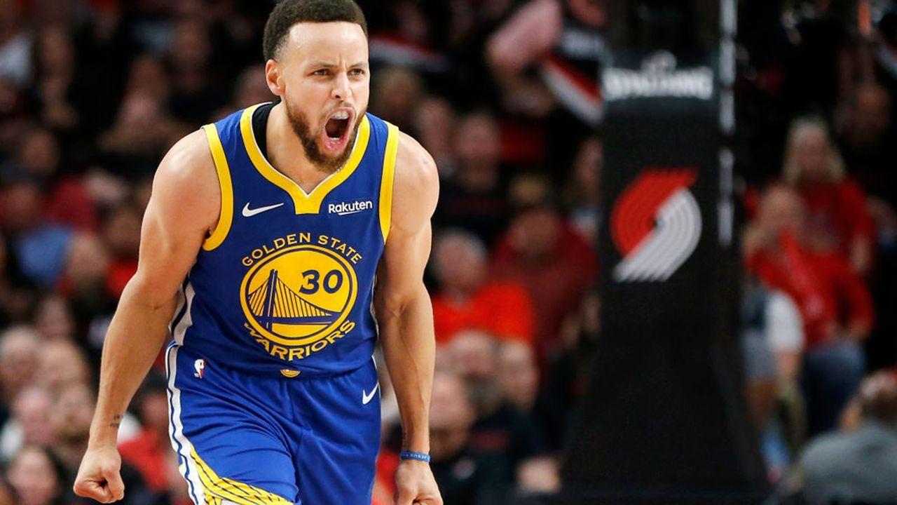 53 Punkte! Curry schreibt NBA-Geschichte - Bildquelle: 2019 Getty Images