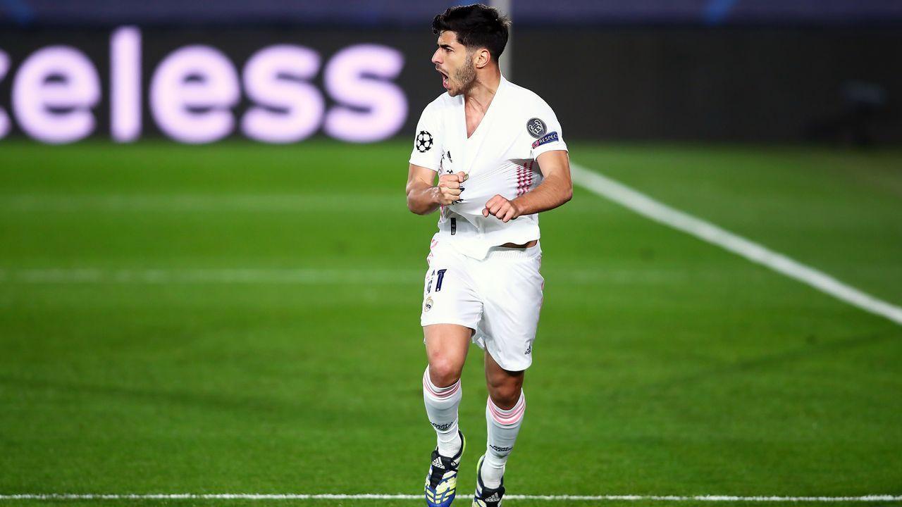 Marco Asensio (Spanien/Real Madrid) - Bildquelle: 2021 Getty Images
