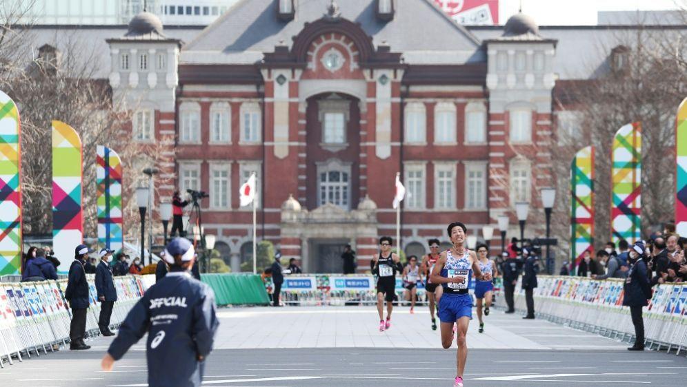 Tokio-Marathon 2021 erst nach Olympia - Bildquelle: AFPSIDDU XIAOYI