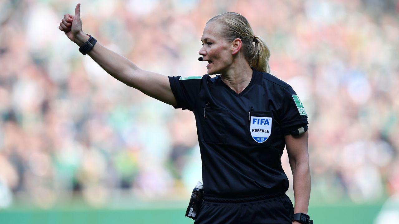 Welche deutschen Schiedsrichterinnen sind dabei?  - Bildquelle: 2019 Getty Images