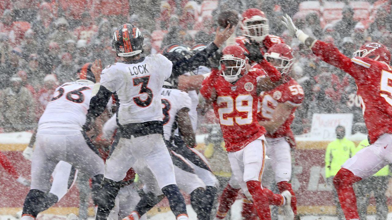 7. Spieltag: Kansas City Chiefs @ Denver Broncos - Bildquelle: 2019 Getty Images