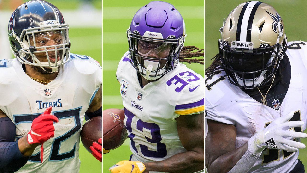 NFL-Umfrage: Die 10 besten Running Backs - Bildquelle: imago
