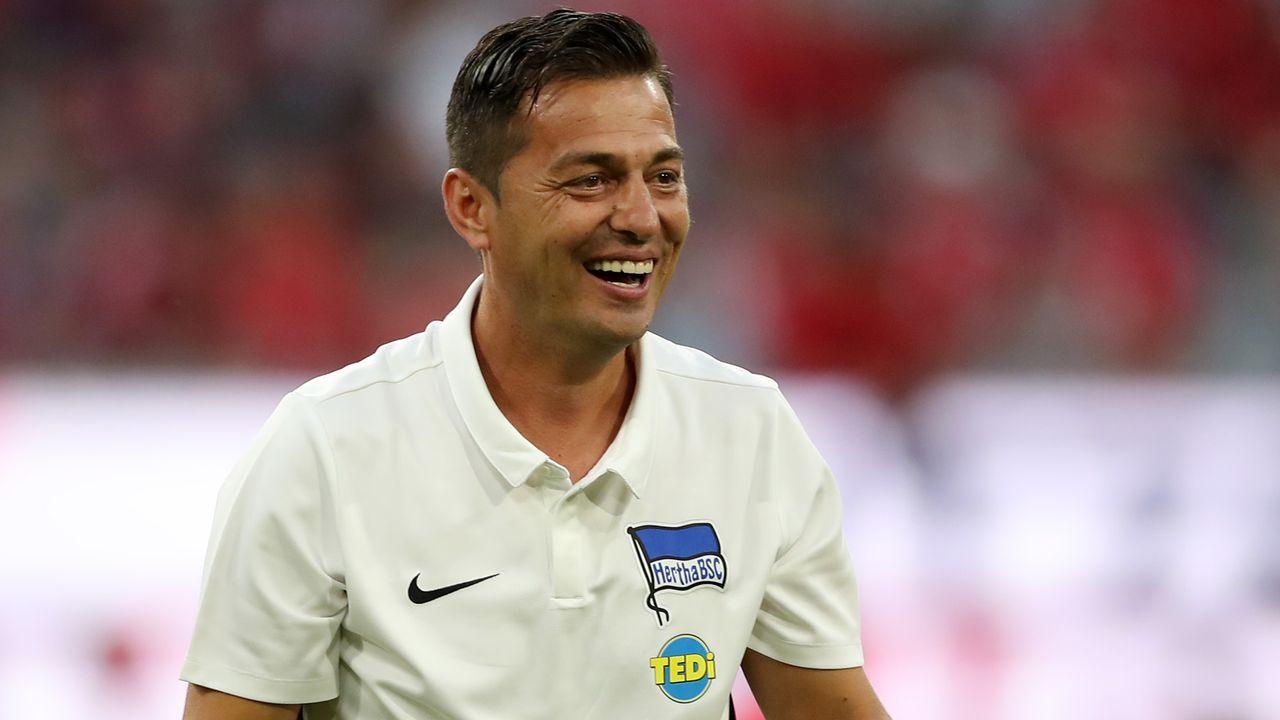 Ante Covic (Hertha BSC) - Bildquelle: 2019 Getty Images