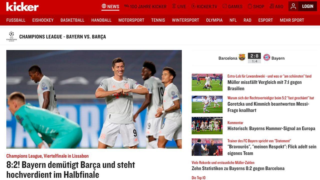 Deutschland - Bildquelle: kicker.de