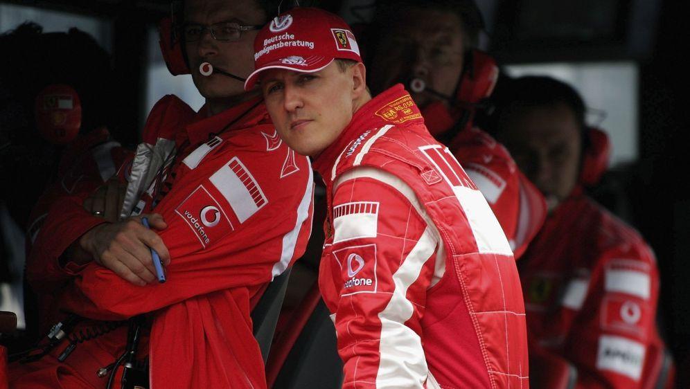 Michael Schumacher hat in Sarajevo einen besonderen Eindruck hinterlassen. - Bildquelle: Getty
