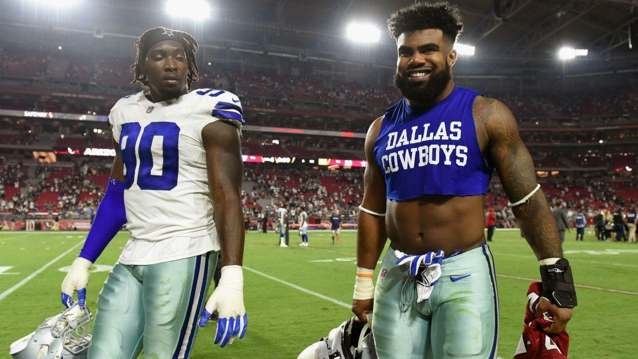 Defensive End: Demarcus Lawrence (Dallas Cowboys) - Bildquelle: Getty