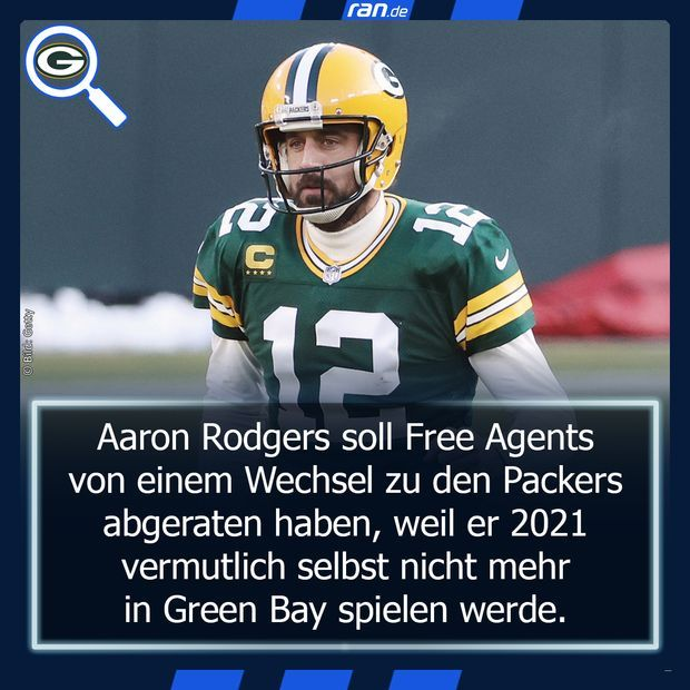 Link in Bio Rodgers FAs