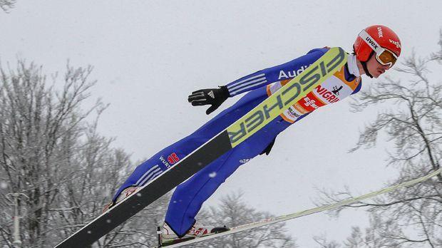 Skispringen - Bildquelle: imago/Agentur 54 Grad