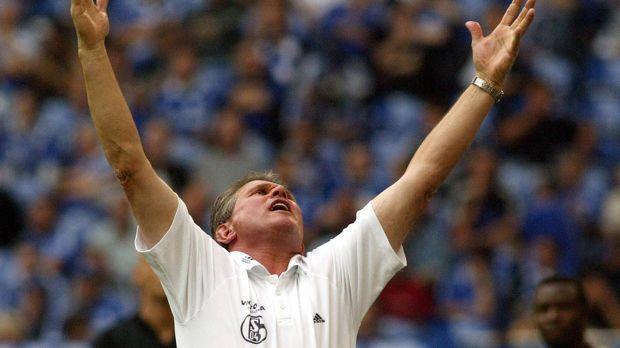 2003 bis 2004 Schalke 04
