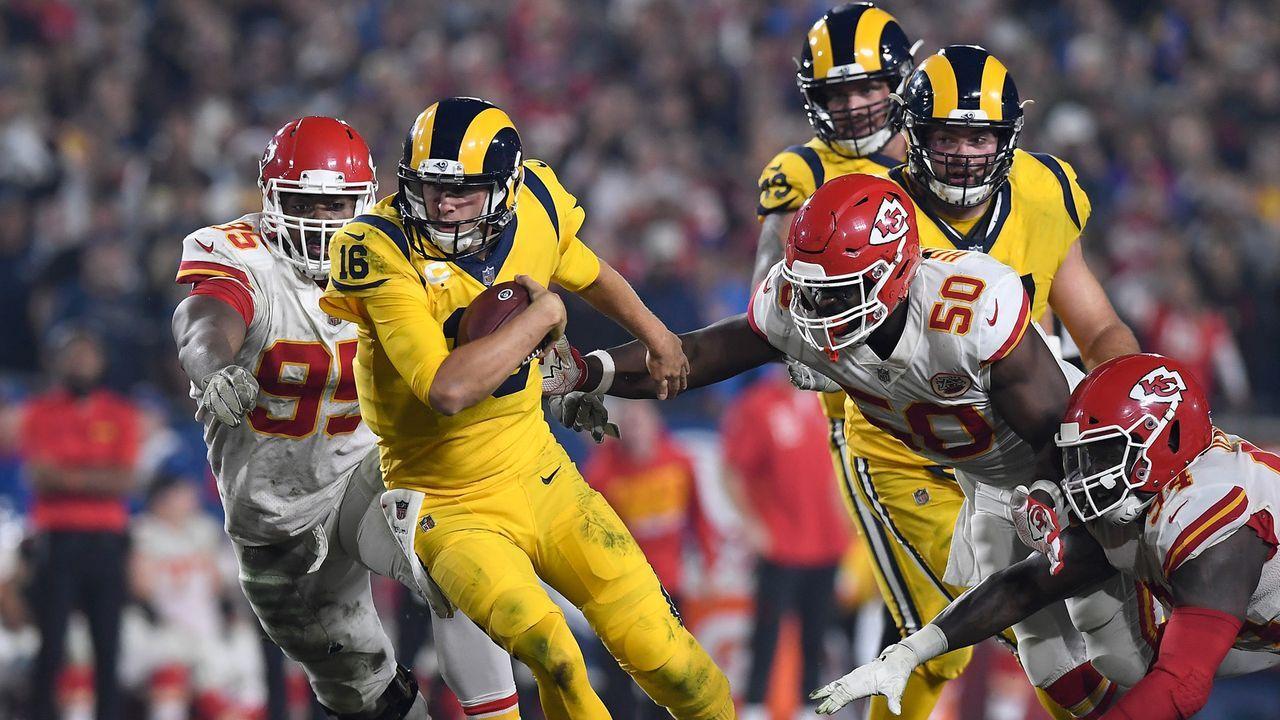 Chiefs at Rams - Bestes Spiel - Bildquelle: 2018 Getty Images