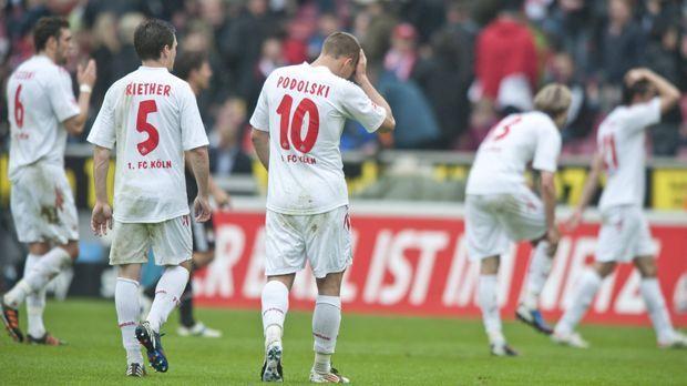 1. FC Köln - Bildquelle: imago sportfotodienst