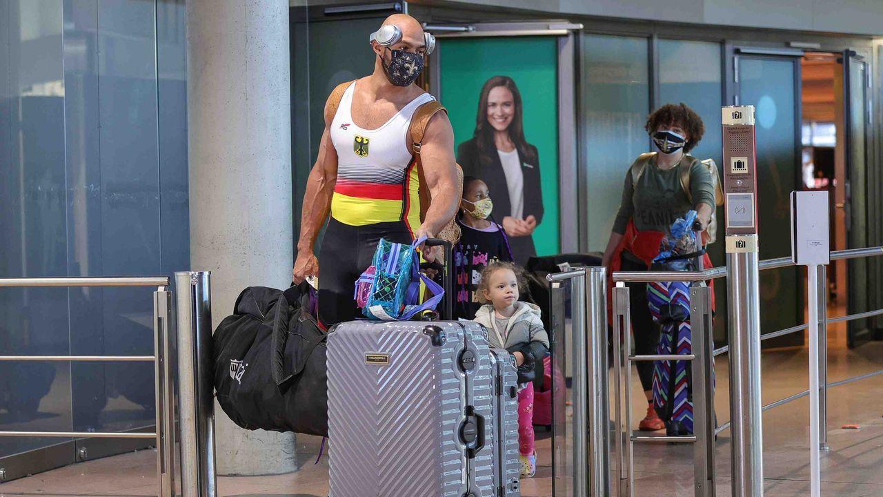 Familie Edebali zurück in Deutschland - Bildquelle: C by Michael Freitag