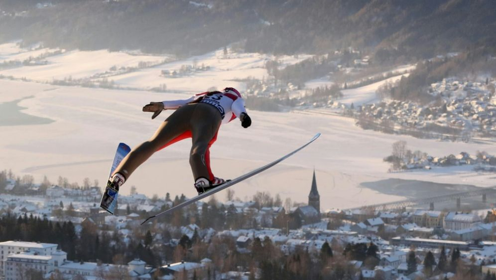 Nordisch-Weltcups in Lillehammer abgesagt - Bildquelle: AFPSIDTetsu Joko