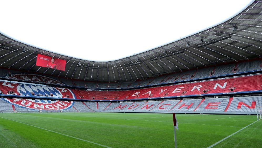 Das Topspiel in der Münchner Allianz Arena findet statt - Bildquelle: FIROFIROSID