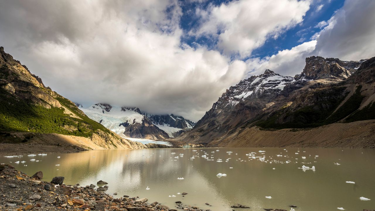 Glacier X-Prix - Bildquelle: imago images/Cavan Images