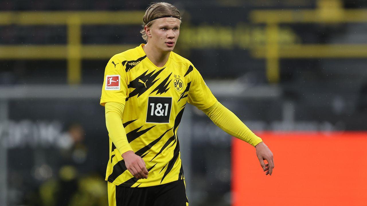 Nachfolge-Kandidat Erling Haaland (Borussia Dortmund)  - Bildquelle: 2021 Getty Images