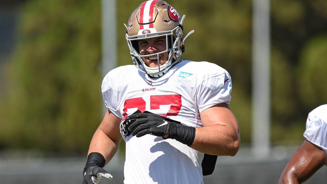 Nick Bosa (San Francisco 49ers) - Bildquelle: imago