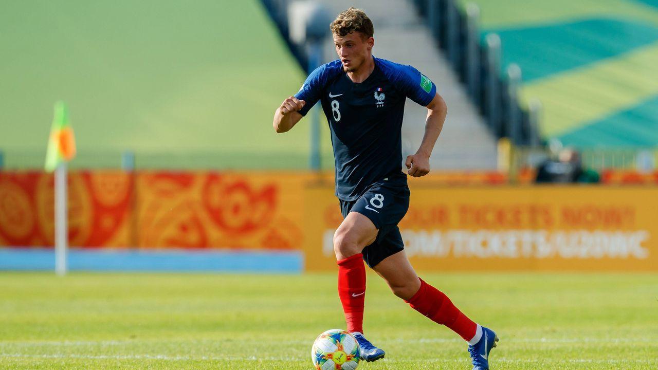 Michael Cuisance (Borussia Mönchengladbach) - Bildquelle: imago images / DeFodi