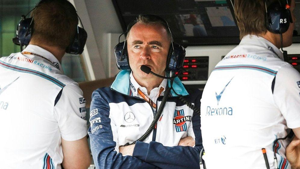 Formel 1: Paddy Lowe verlässt Williams - Bildquelle: PIXATHLONPIXATHLONSID