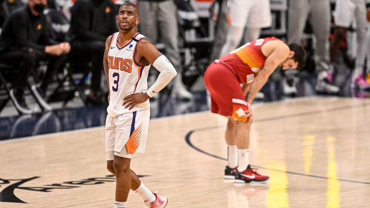Chris Paul (Phoenix Suns) - Bildquelle: 2021 Getty Images