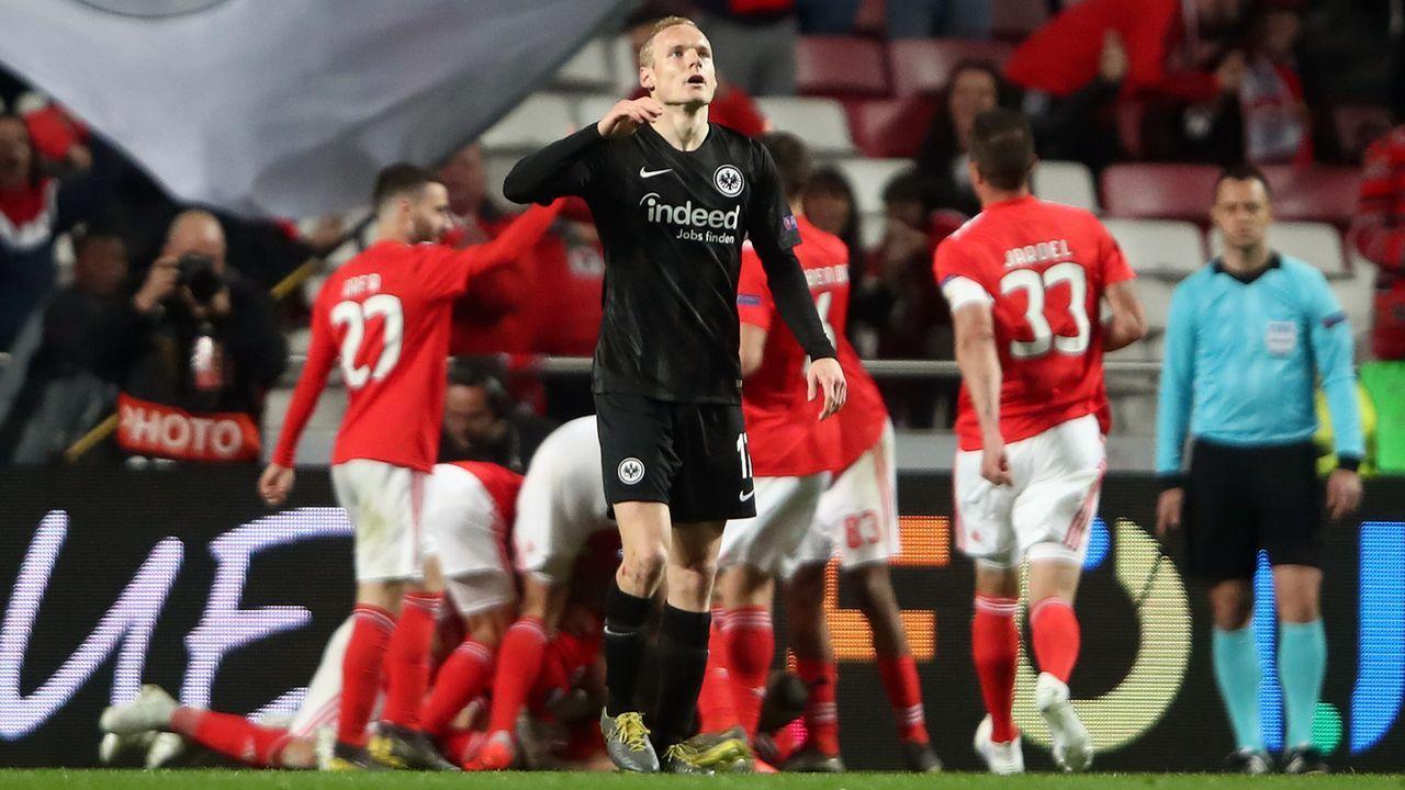 Einzelkritik Eintracht Frankfurt - Bildquelle: Getty Images