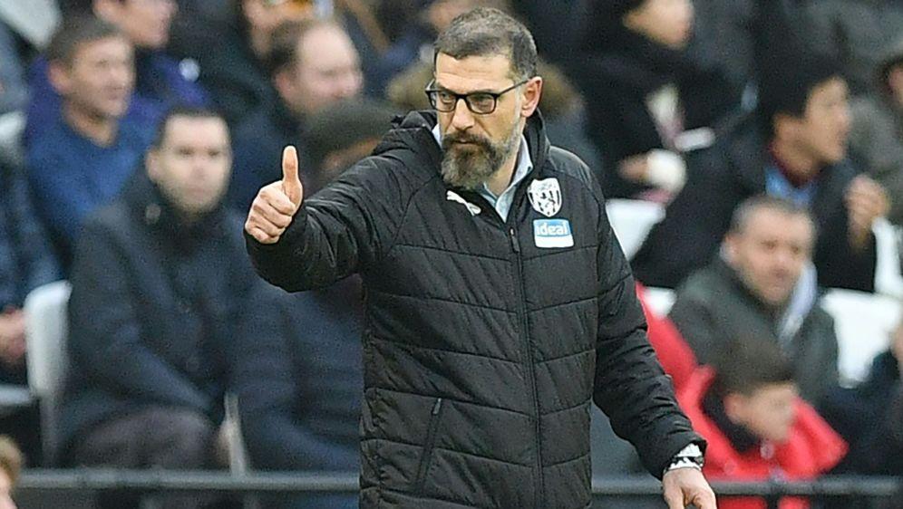 Slaven Bilic, Trainer von West Bromwich Albion - Bildquelle: AFPSIDJUSTIN TALLIS