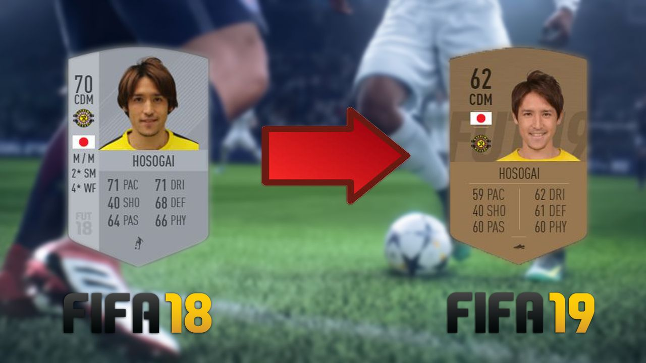 Hajime Hosogai - Rating -8 - Bildquelle: EA Sports / Futhead