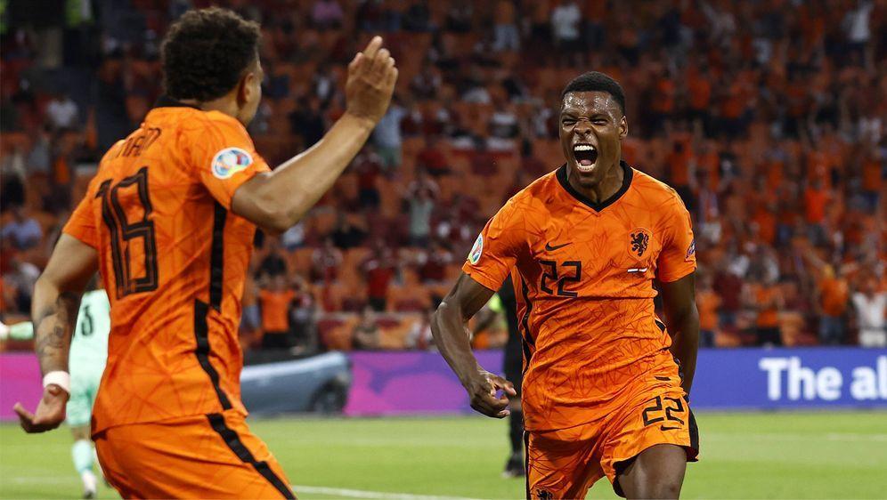 Zweites Spiel, zweiter Sieg für die Niederlande. - Bildquelle: Imago Images