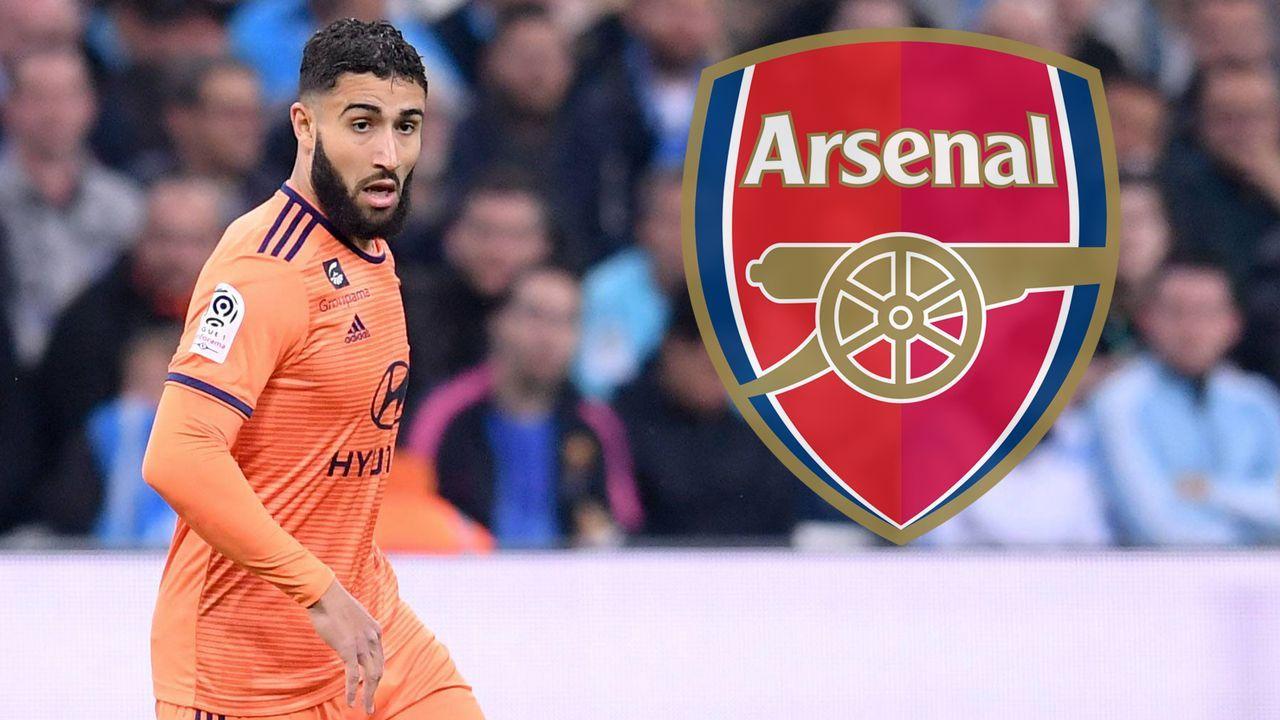 Nabil Fekir (Olympique Lyon) - Bildquelle: 2019 imago