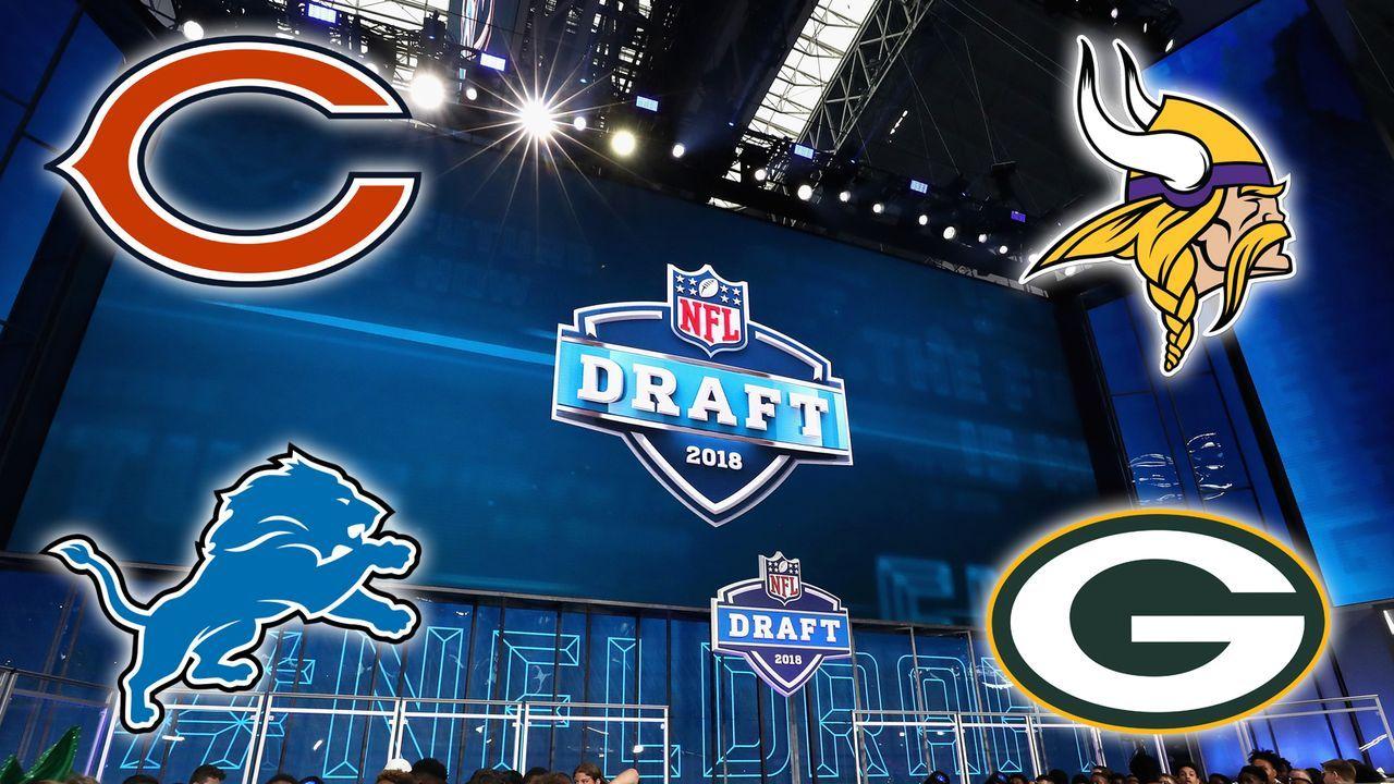 Die Draft Needs der vier Teams aus der NFC North - Bildquelle: Getty