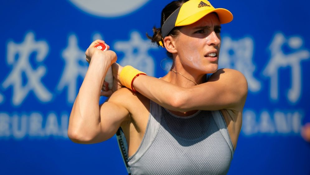 Tennis: Andrea Petkovic unterliegt Naomi Osaka deutlich - Bildquelle: PIXATHLONPIXATHLONSID