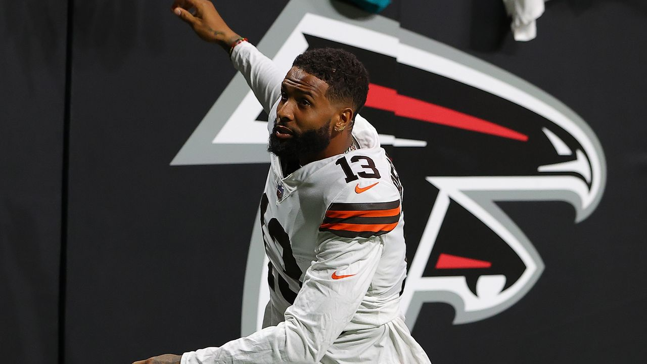 Cleveland Browns - Schafft OBJ die Karriere-Wende?  - Bildquelle: 2021 Getty Images