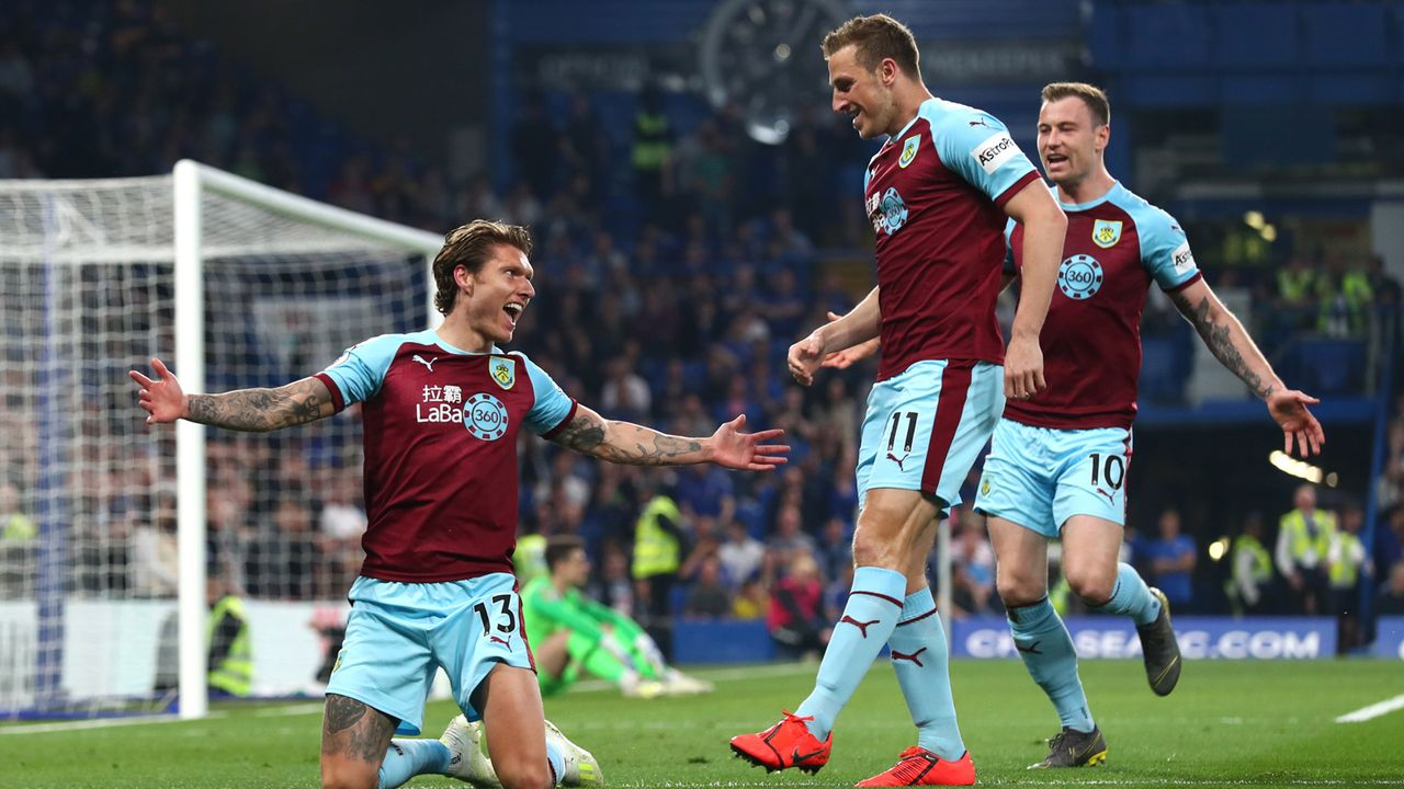 FC Burnley - Bildquelle: 2019 Getty Images