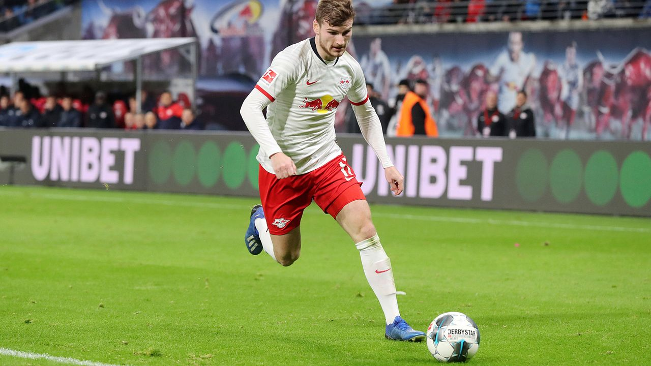 Spielweise: Timo Werner - Bildquelle: imago images/Picture Point LE