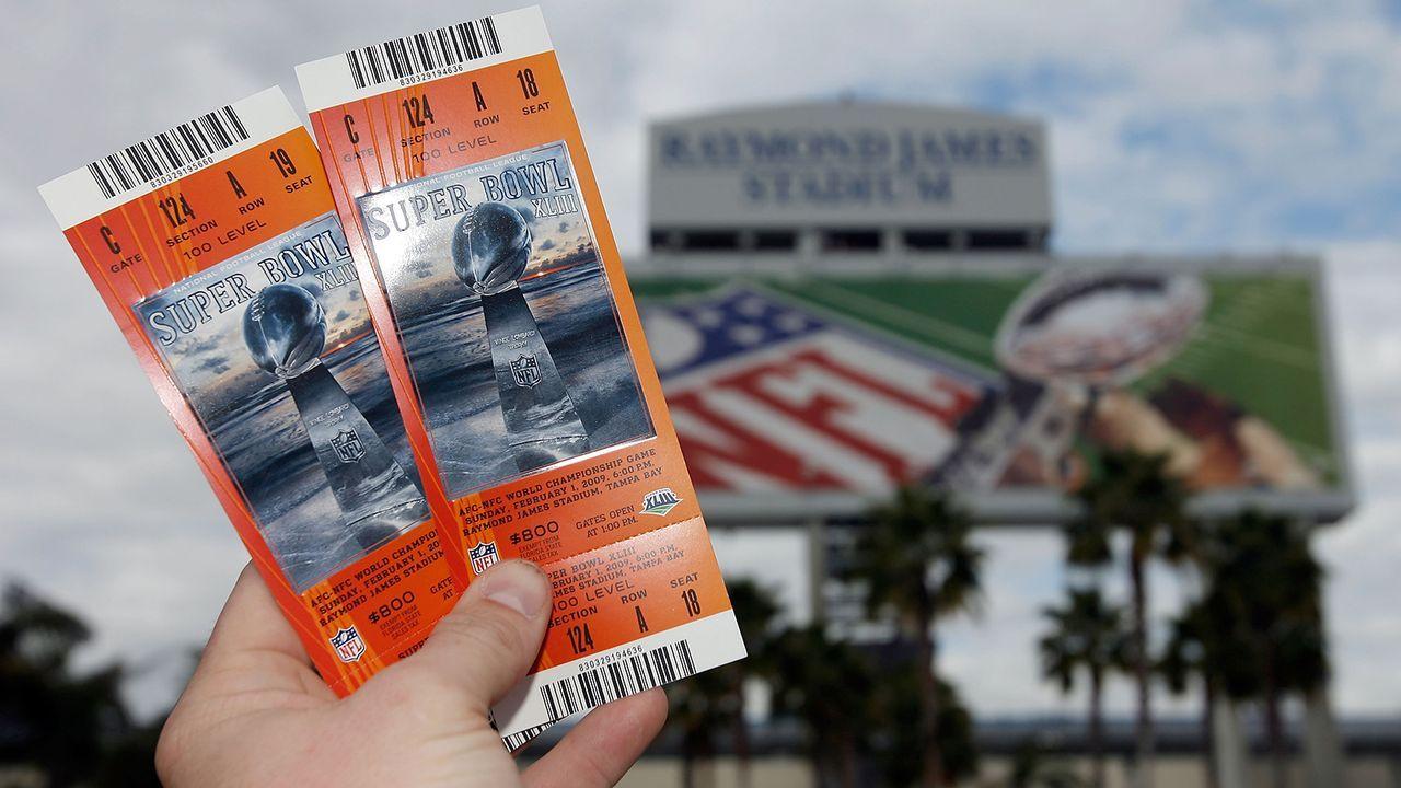 Super-Bowl-Tickets: Zwei für jeden - außer Practice-Squad-Spieler - Bildquelle: Getty Images