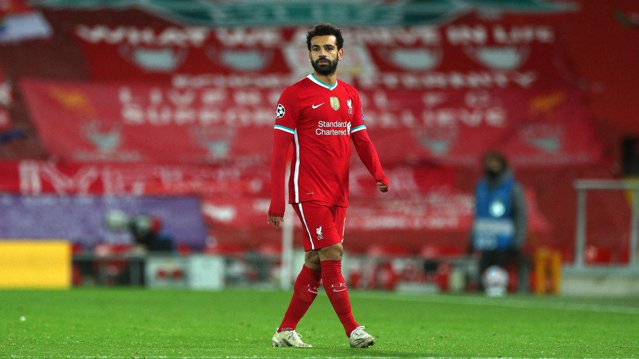 Mohamed Salah (FC Liverpool) - Bildquelle: 2020 Pool